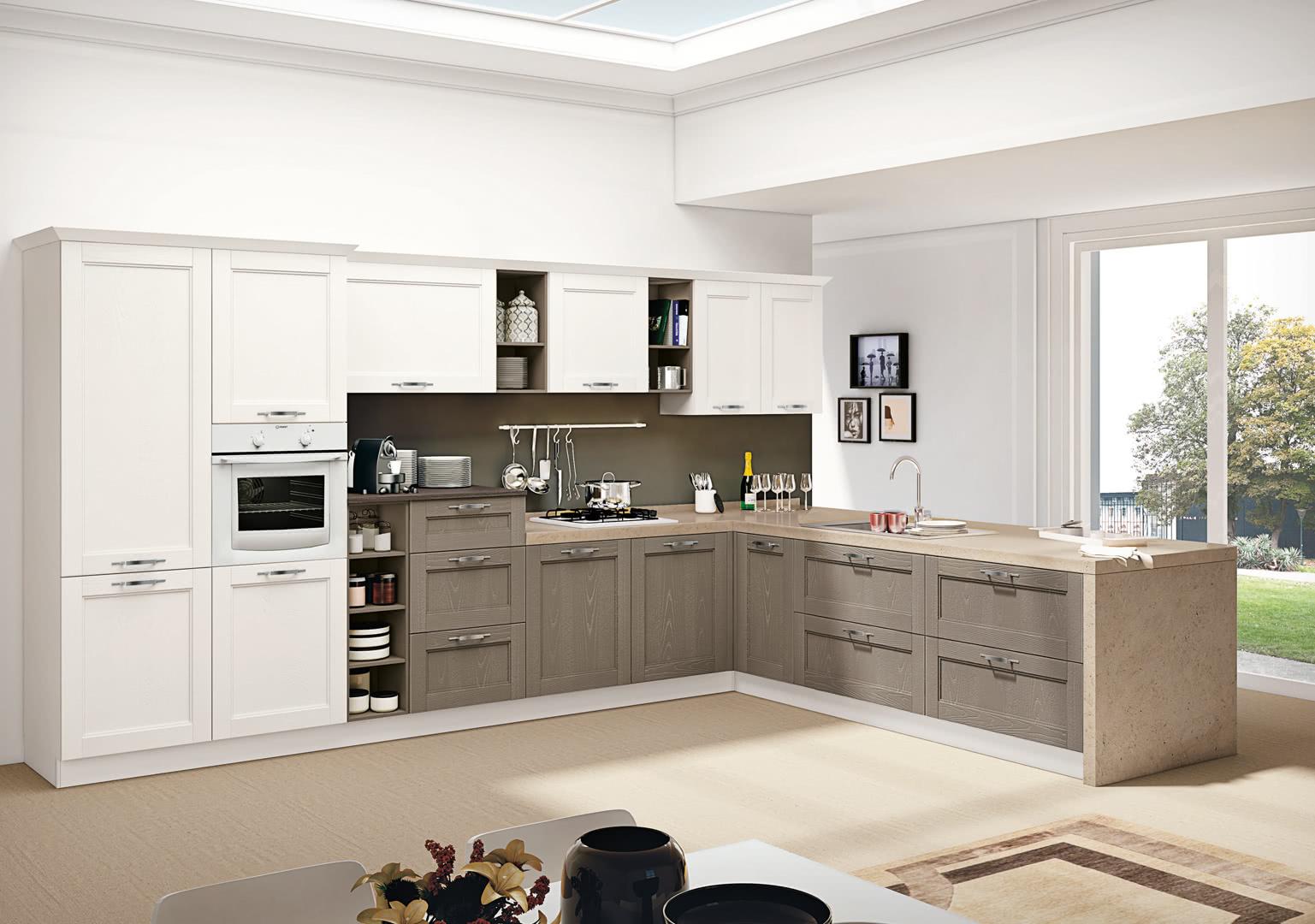 Cucina Iris - Cucine Componibili - Creo Kitchens