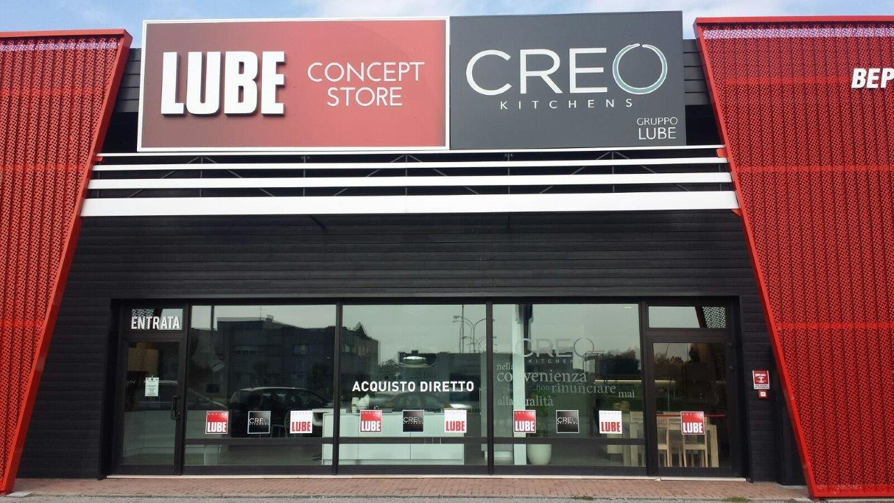 The Gruppo Lube inaugurates a new concept Store in Veneto region ...