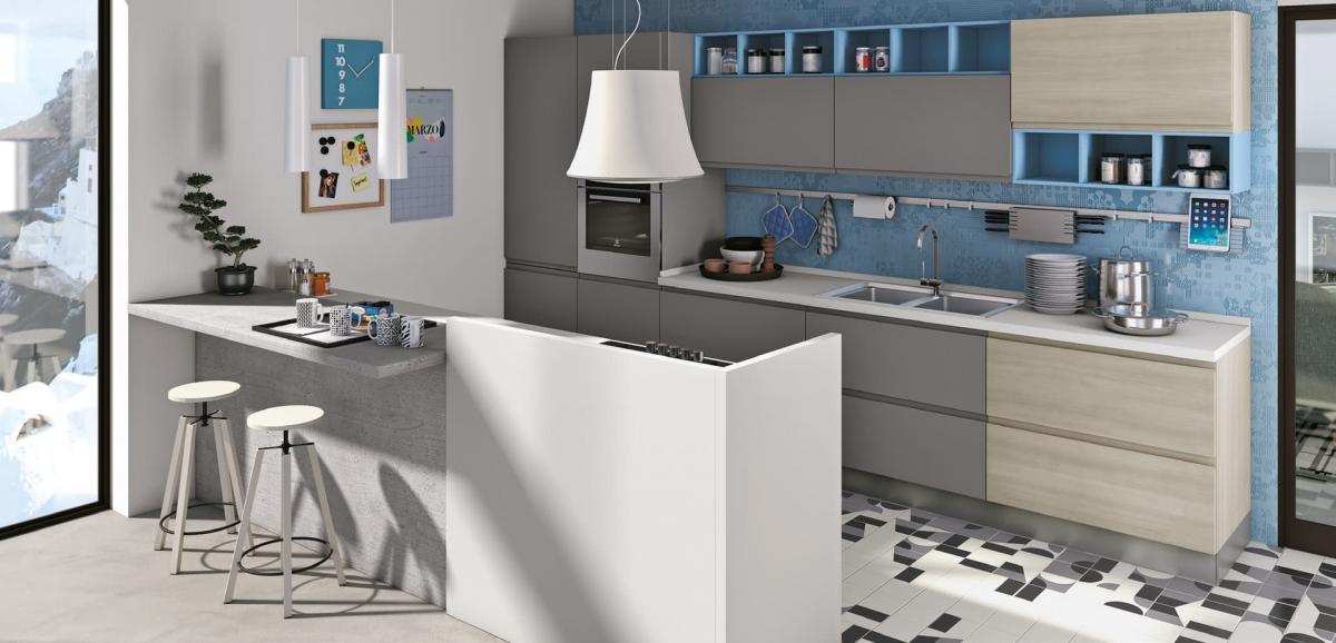 Creo Cucine Collegno Excellent Cucina Ank Creo Kitchens Collegno