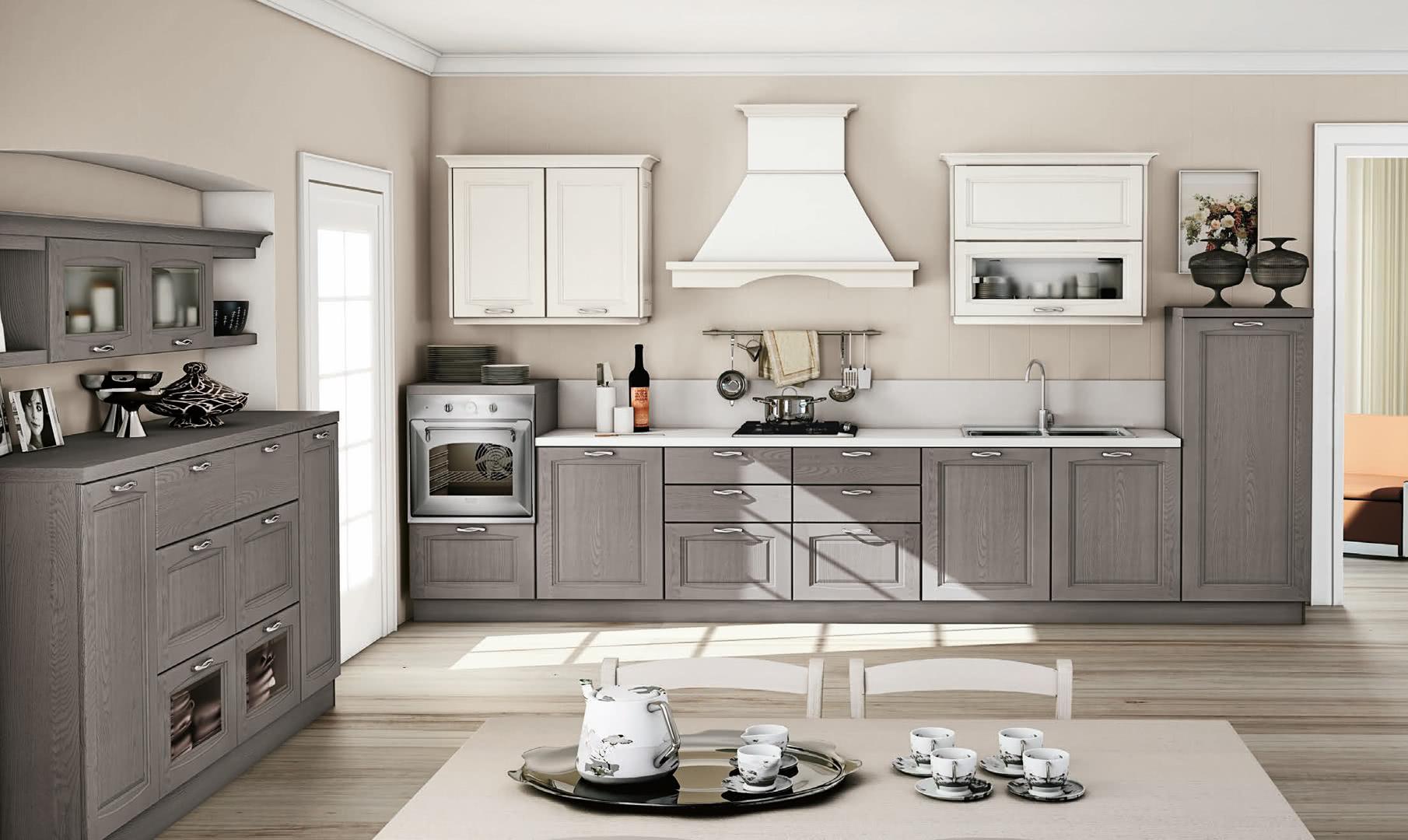 Cucina Raila - Cucine Componibili - Creo Kitchens
