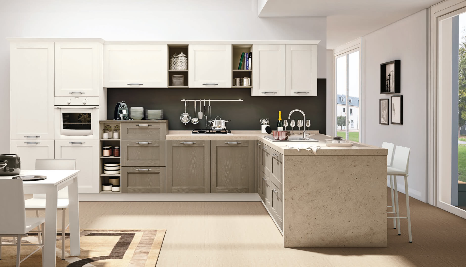 Cucina iris cucine componibili creo kitchens