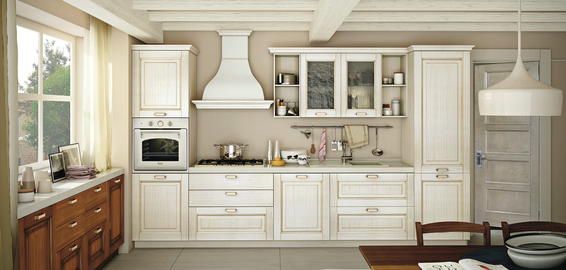 Cucina Oprah - Cucine Classiche - Creo Kitchens