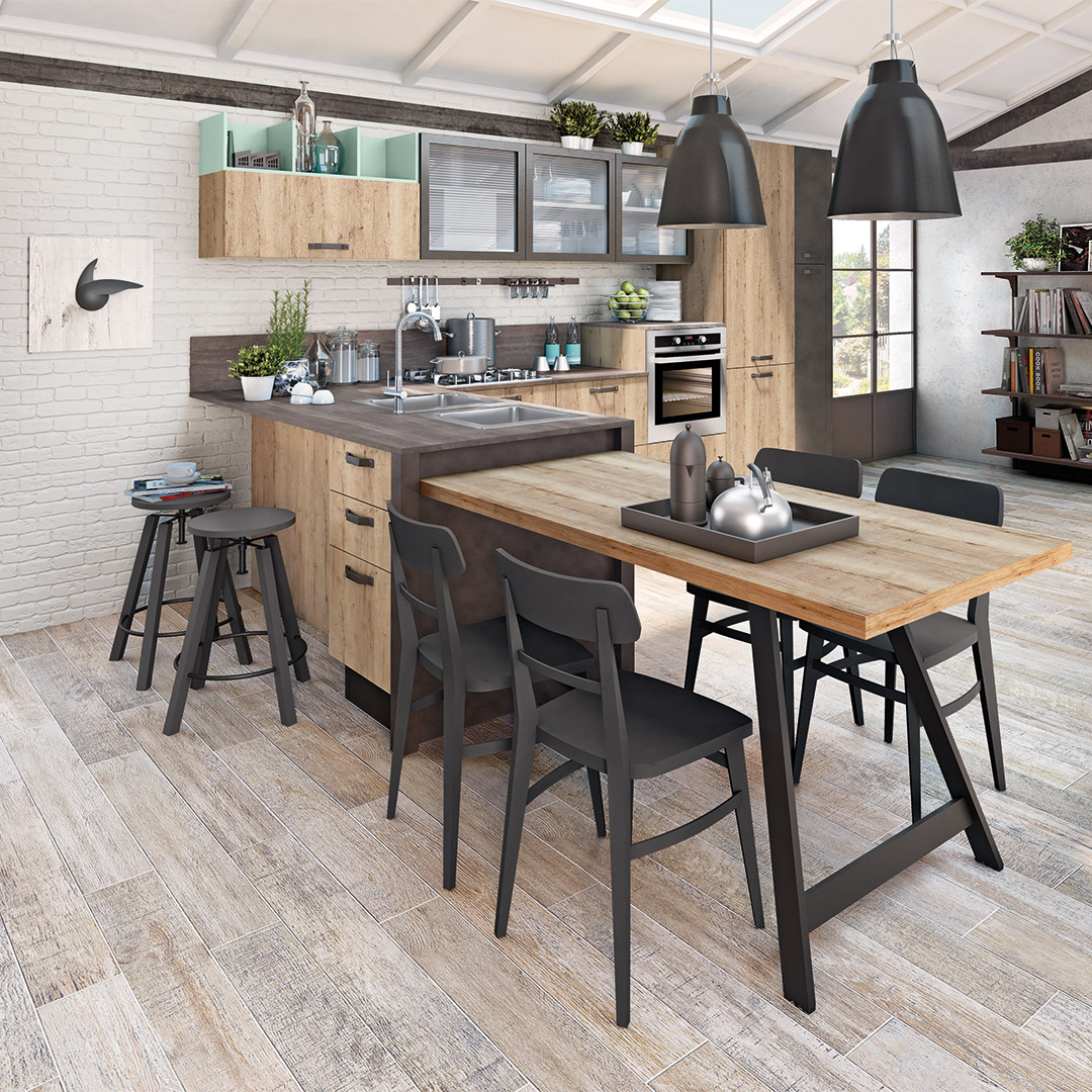 Kyra - Modern Kitchens - CREO Kitchens