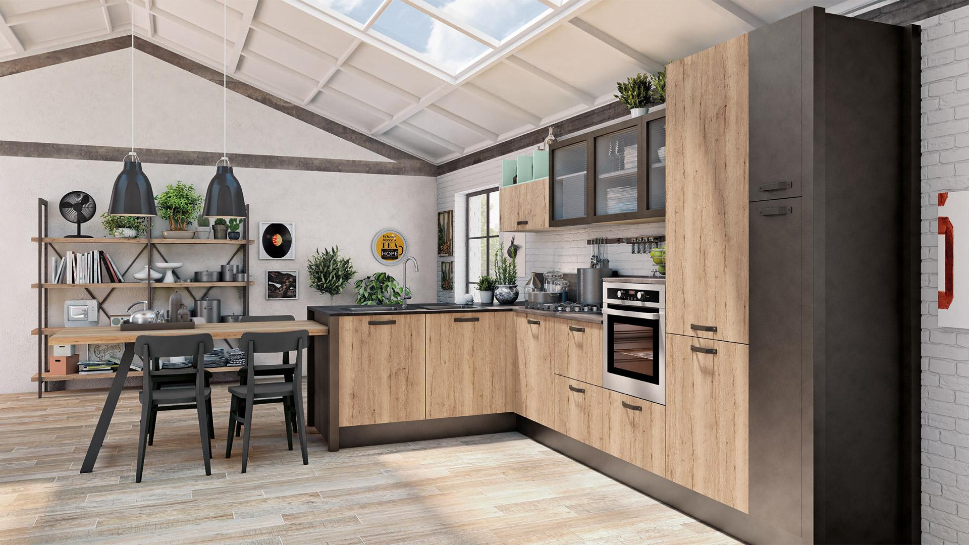 Cucina Kyra Creo Prezzo kyra - modern kitchens - creo kitchens