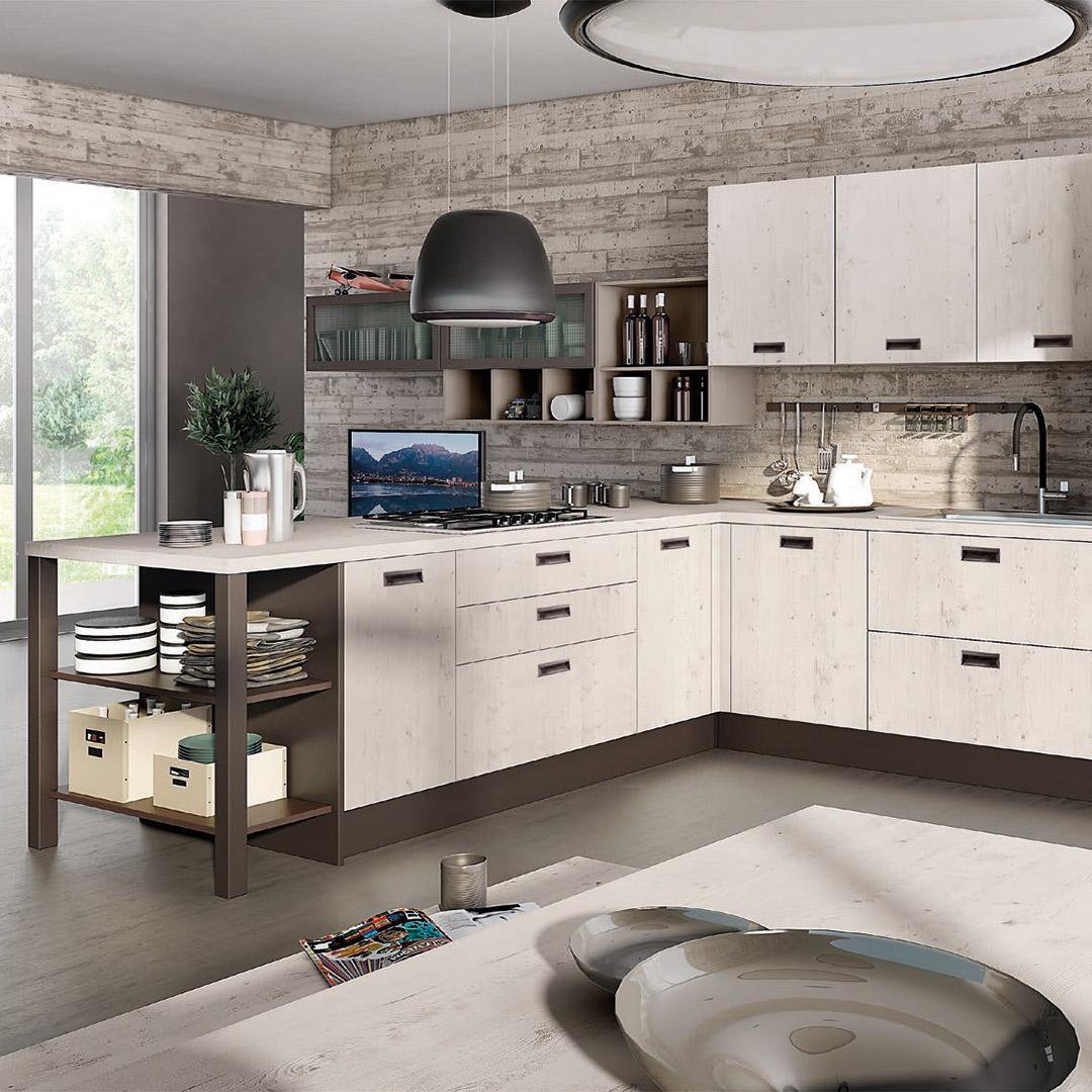 Cucina Kyra - Cucine Moderne - Creo Kitchens