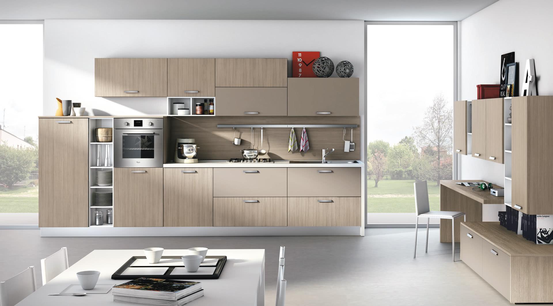 Cucina Alma - Cucine Moderne - Creo Kitchens