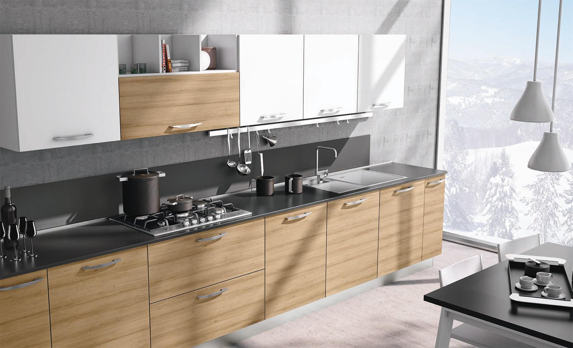 Cucine Creo Lube Opinioni cucina britt - cucine moderne - creo kitchens
