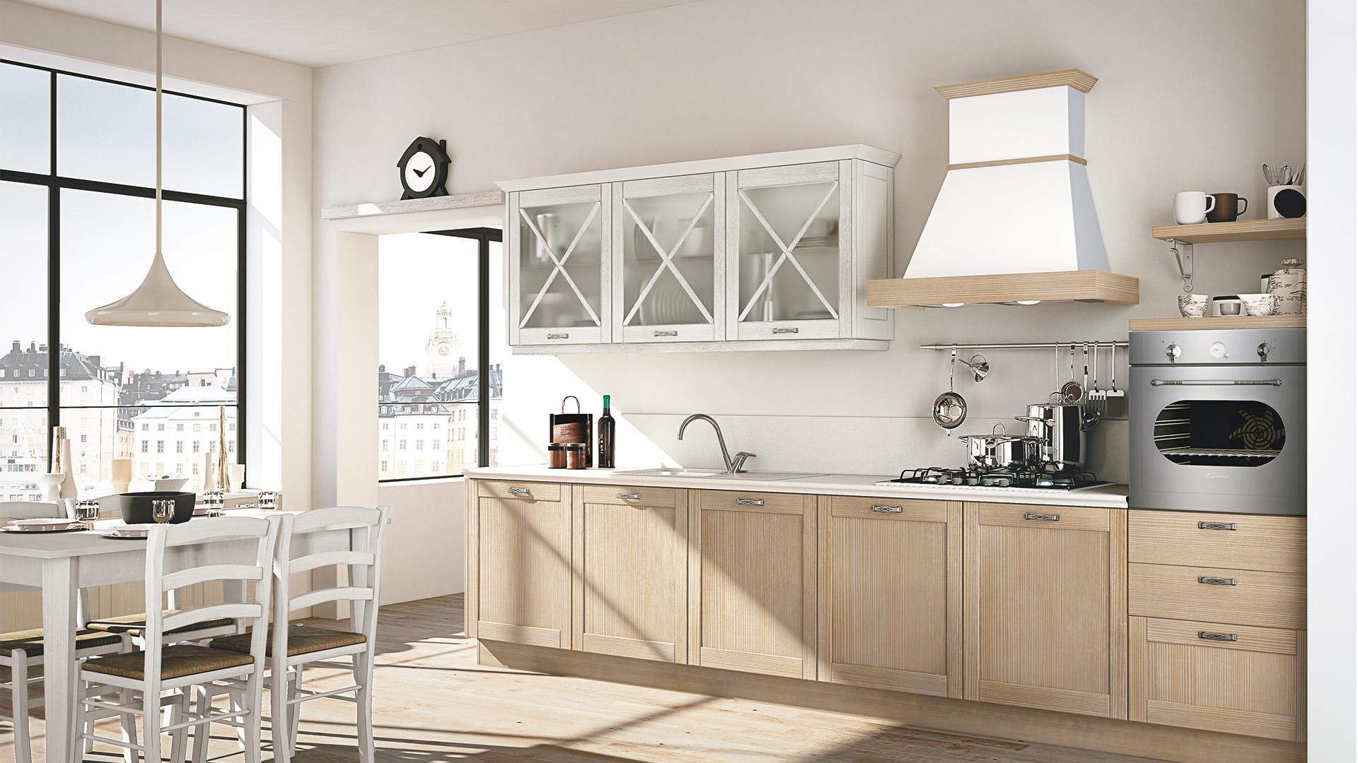 Cucina vivian cucine componibili creo kitchens