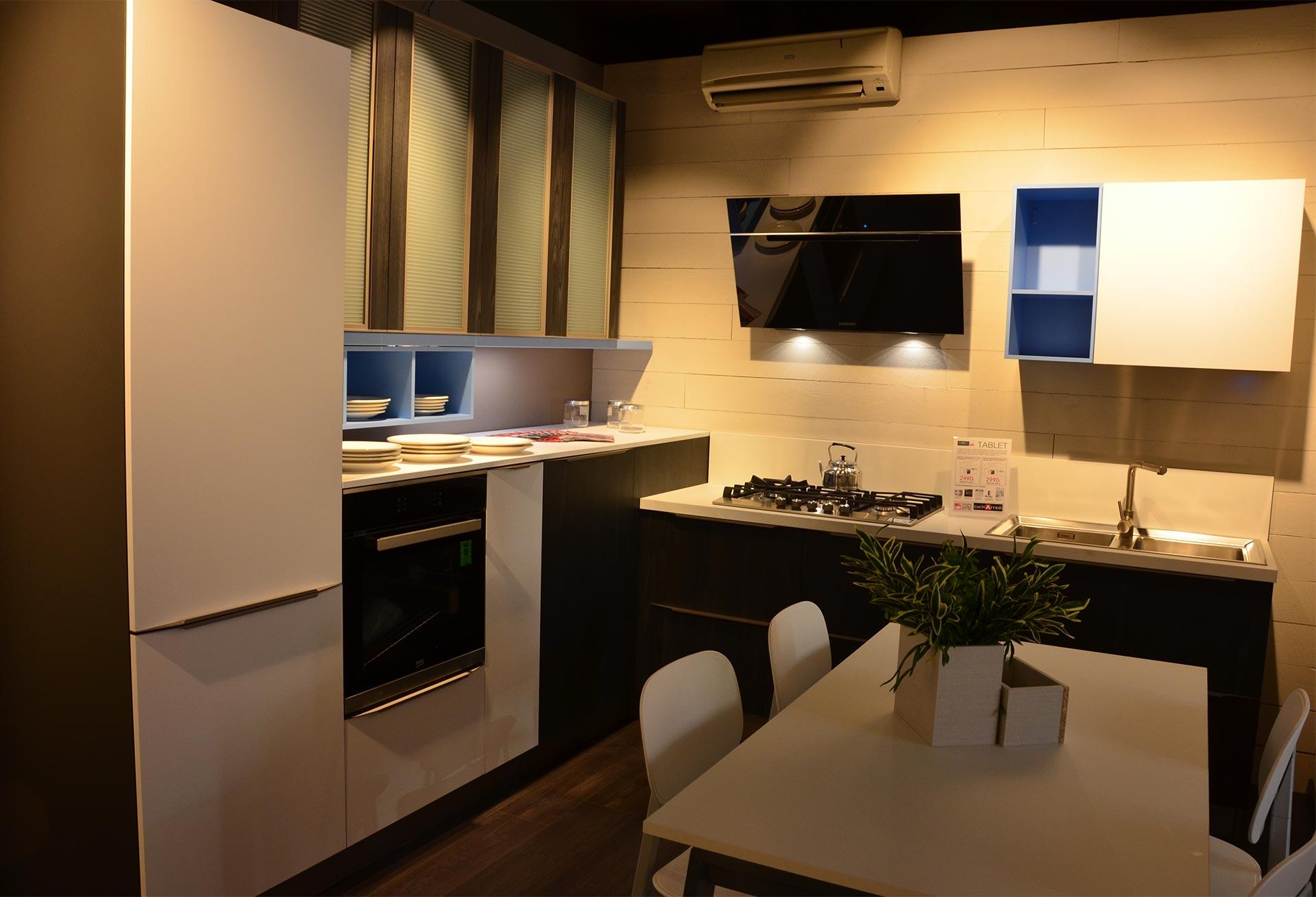 Il Gruppo Lube Inaugura Un Nuovo Centro Cucine Lube E Creo A Genova Creo Kitchens