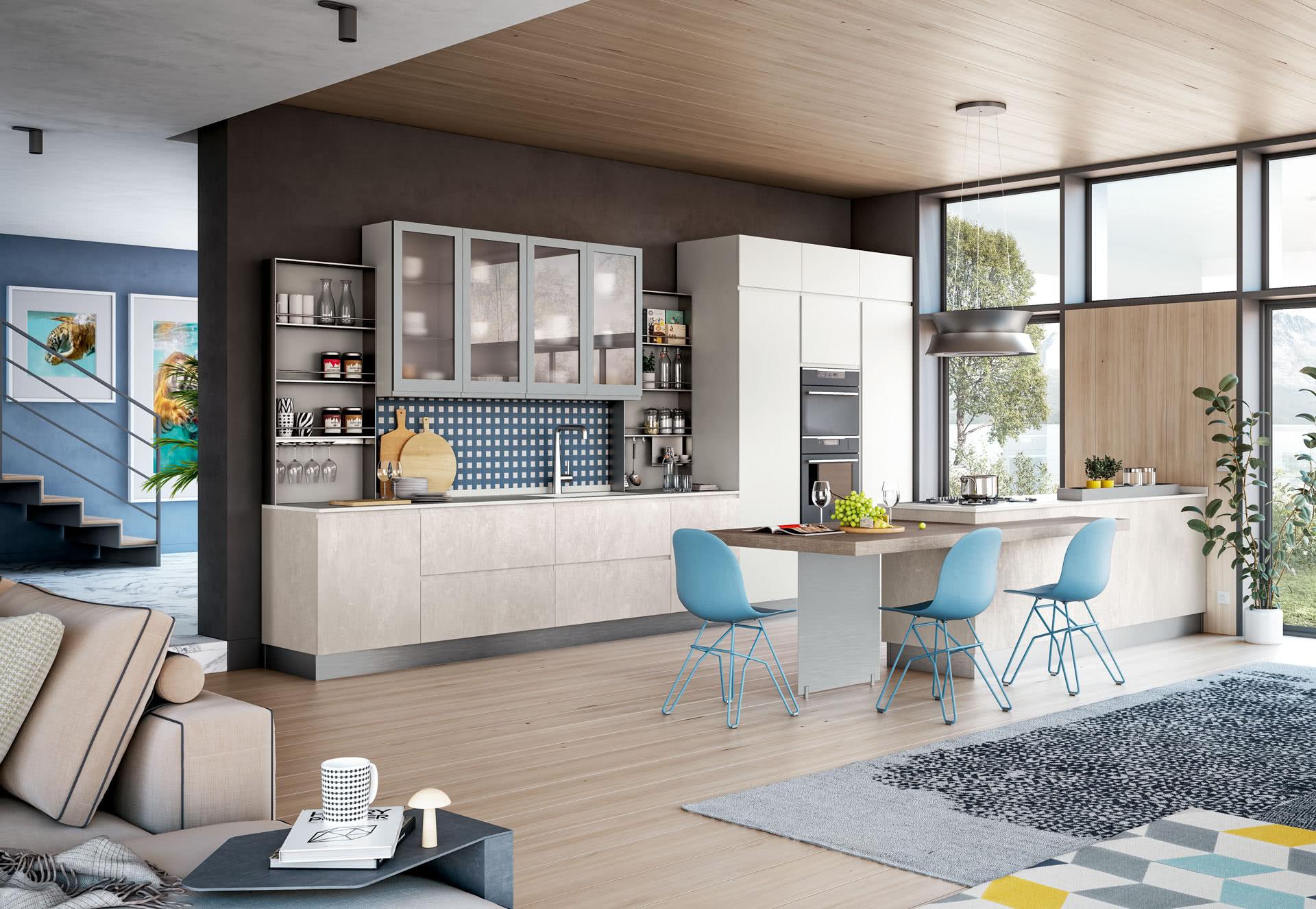 Creo Kitchens Cucine Moderne E Classiche Gruppo Lube