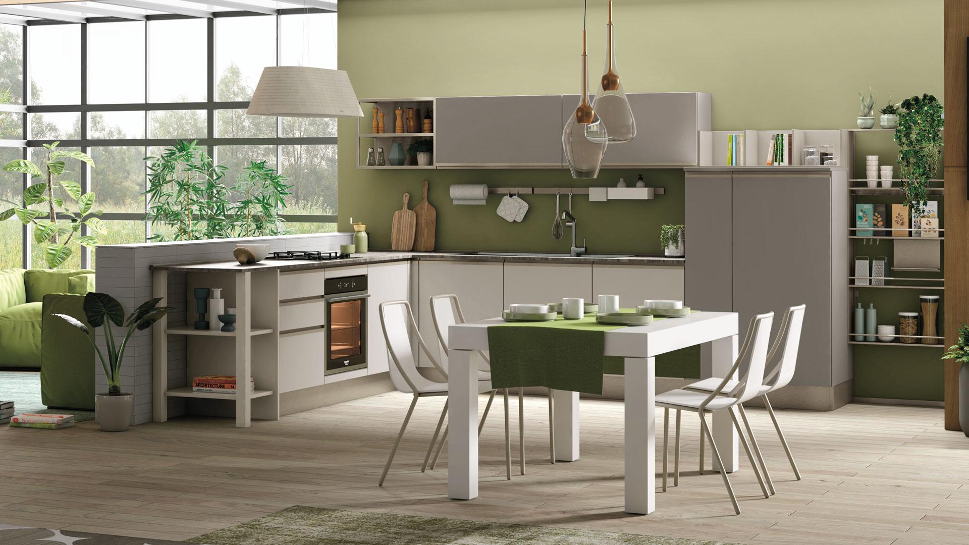 Creo Kitchens Kitchens Gruppo Lube