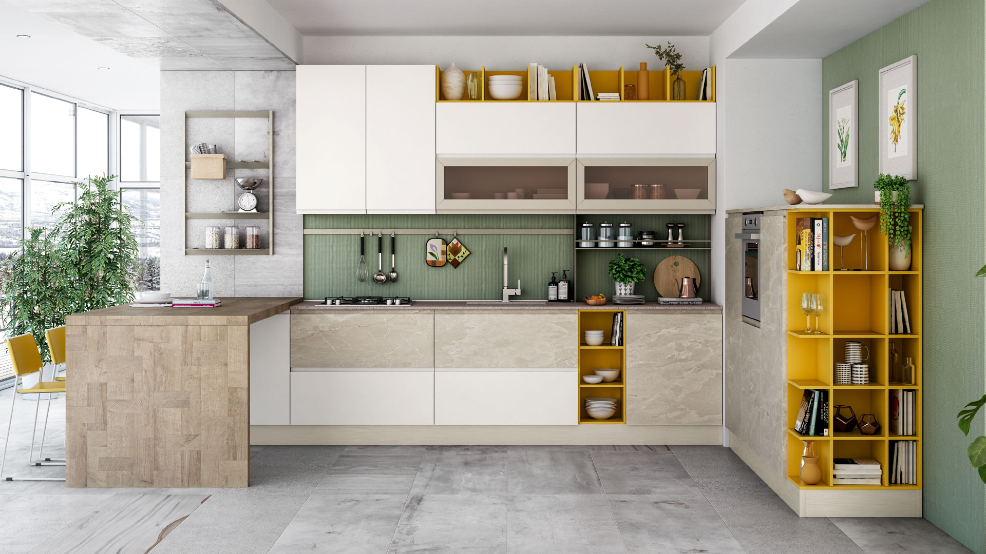 Choose Your Kitchen Creo Kitchens
