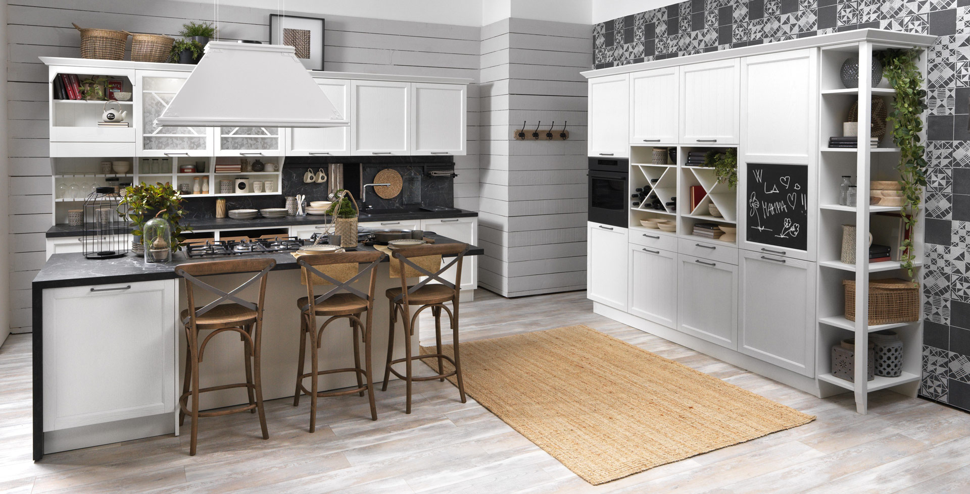 Ama Cucine Firenze contempo - creo kitchens