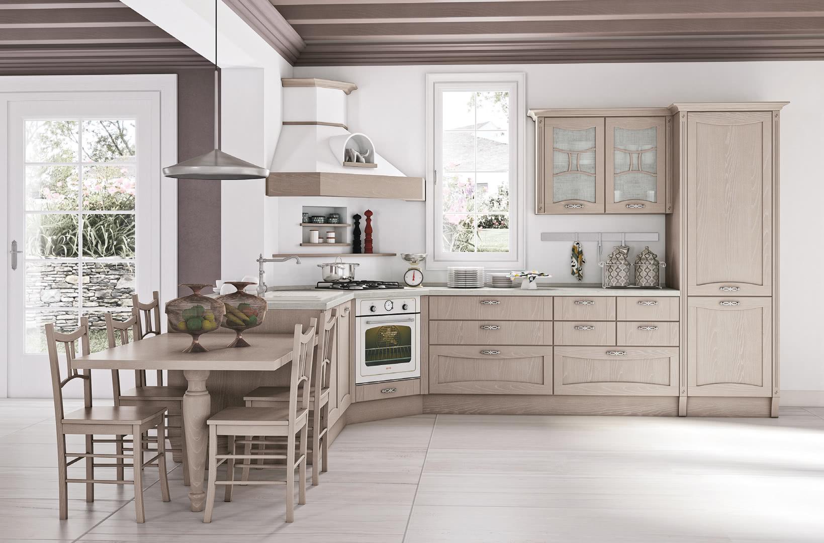 Cucina Aurea - Cucine Classiche - Creo Kitchens