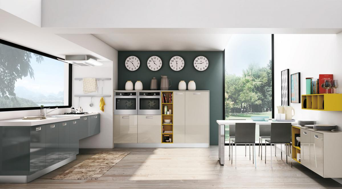 Zoe living - Creo Cucine - Creo Kitchens