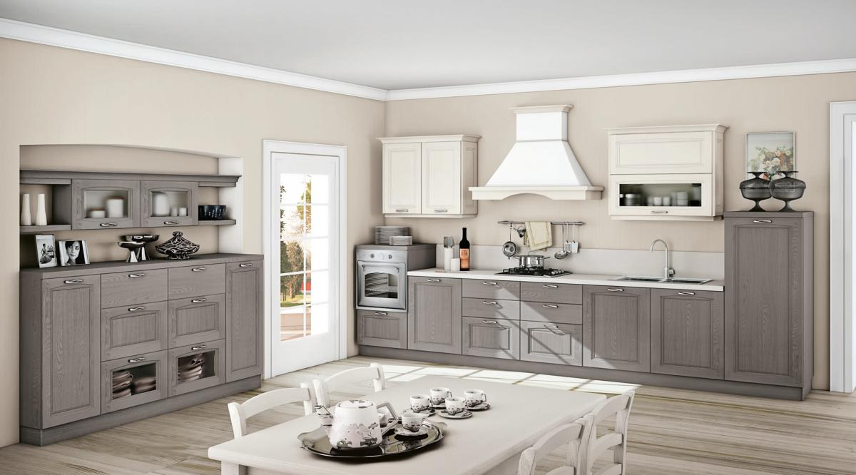 Raila - Fitted Kitchens - CREO Kitchens