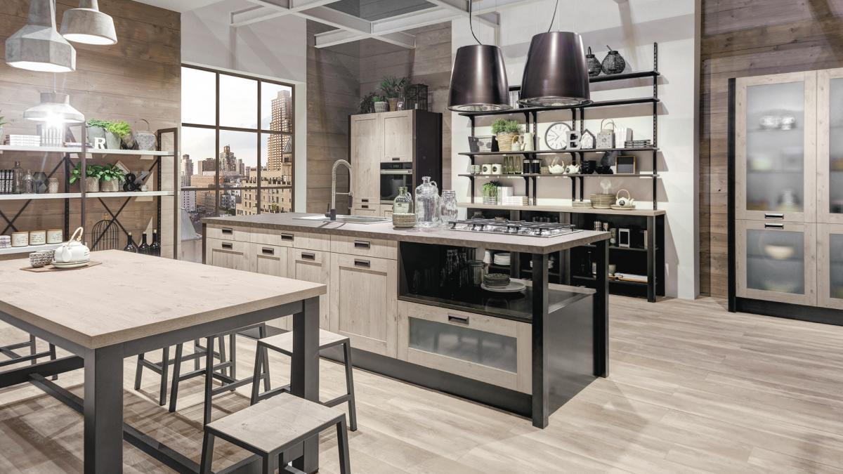 Kyra frame - Modern Kitchens - CREO Kitchens