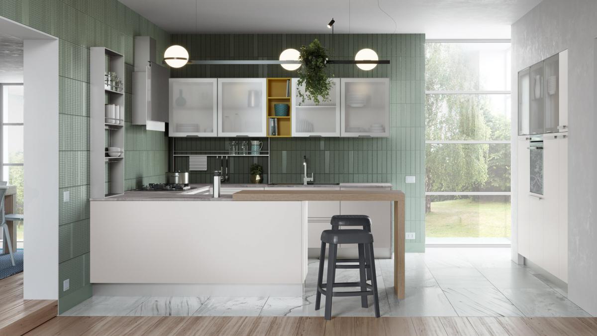 Cucine, moderne classiche e componibili Creo Cucine - Creo ...