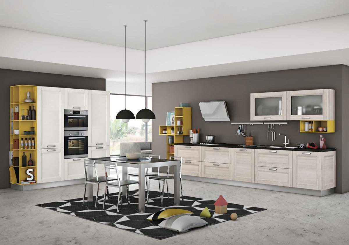 Mya living - Creo Cucine - Creo Kitchens